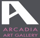 ARCADIA ART GALLERY Logo