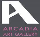 ARCADIA ART GALLERY Logo