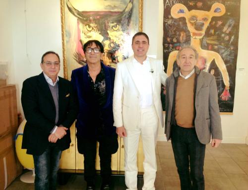 Galleria d'arte contemporanea a Milano